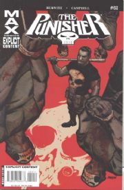 Punisher #62 (2008) Marvel Max comic book